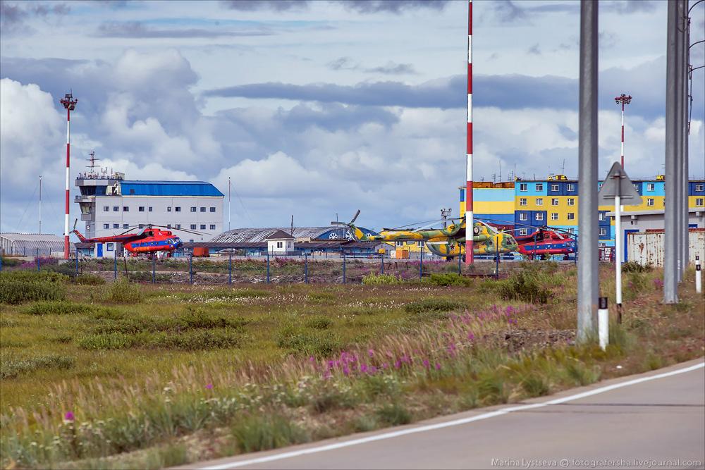 Аэропорт Анадырь