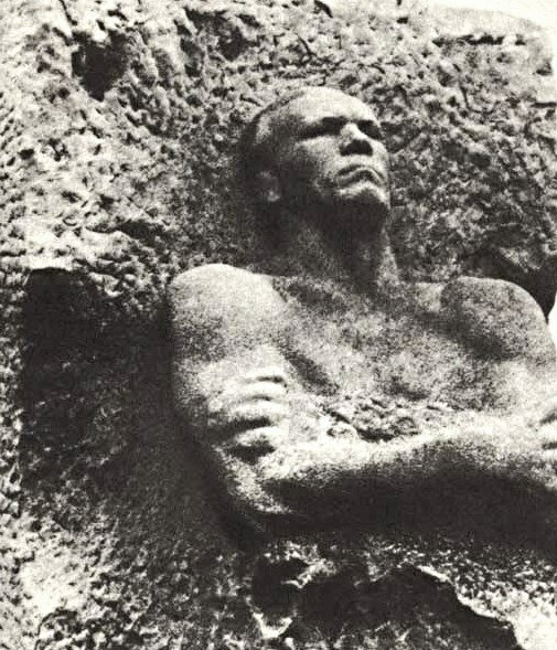 Памятник Карбышеву в Маутхаузене.