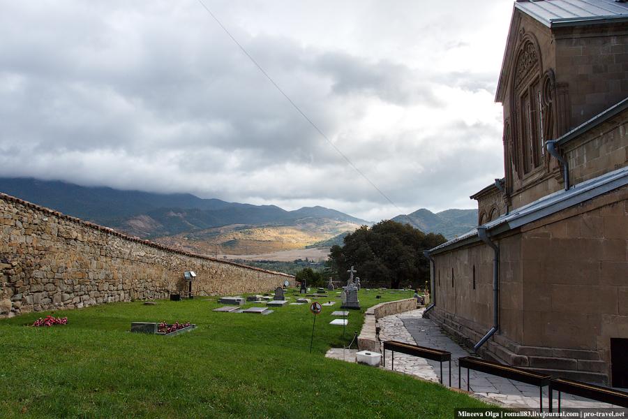 Мцхета. Монастырь Самтавро