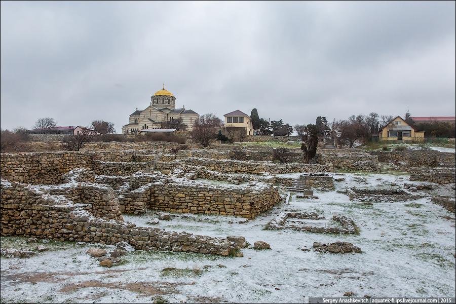 Зимний Херсонес