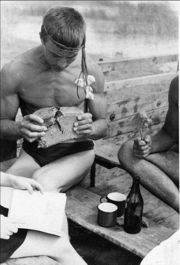 1966. Праздник День строителя