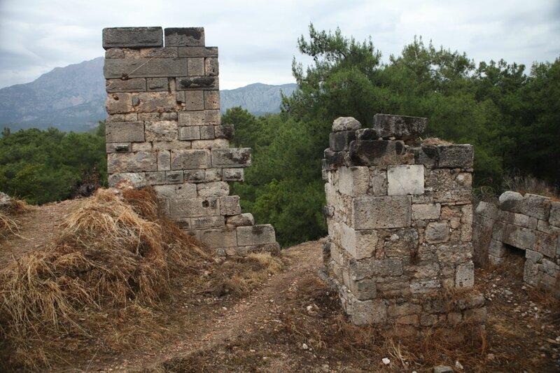 Турция, Фаселис