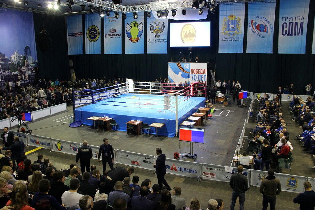 В Самаре стартовал чемпионат России по боксу