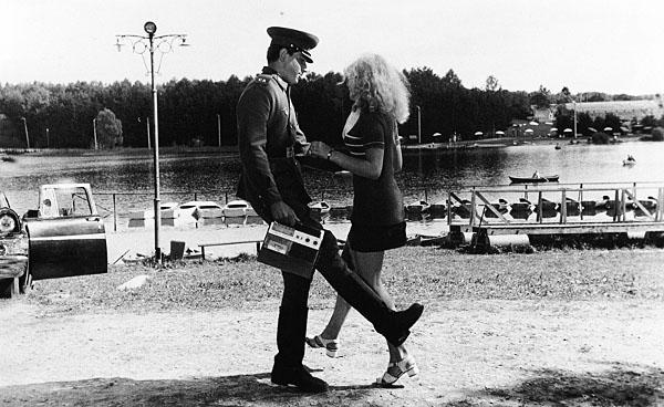 Увольнение. Автор Гневашев Игорь, 1969.jpg