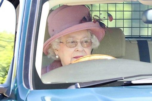 Королева, куда ты едешь?