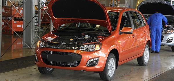 АвтоВАЗ рассчитывает выпустить шестьсот семьдесят тыс. машин в этом году