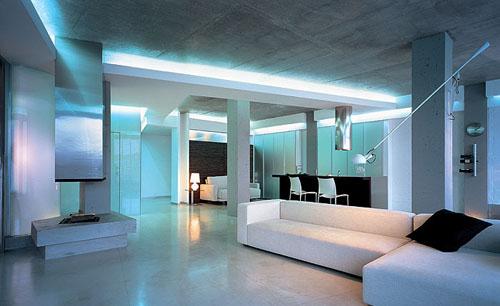 Самостоятельное создание стиля хай-тек в интерьере квартиры