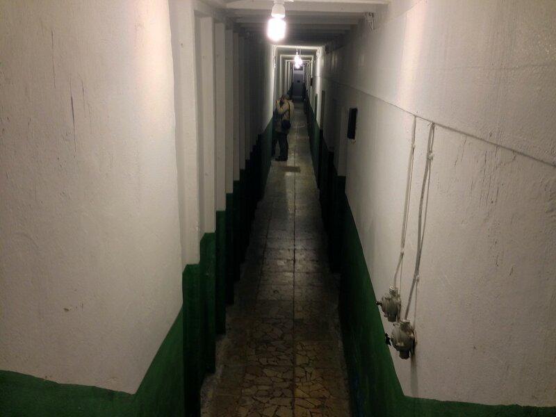 бункер Энвера Ходжи в Тиране