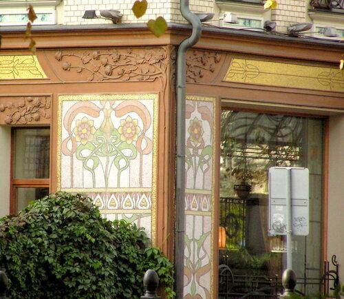 Настенная живопись в Москве