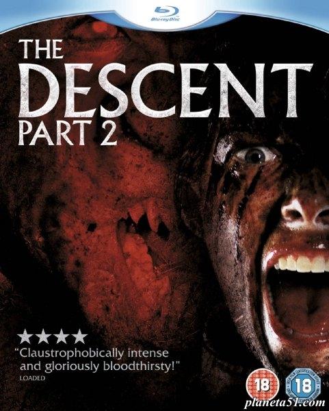 Спуск2 / The Descent: Part2 (2009/BDRip/HDRip)