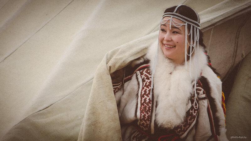 Невеста в первую ночь фото видео северные народы