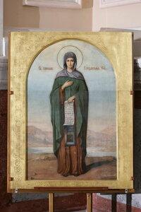 9. Чтимый образ преподобной Елизаветы Чудотворицы, игумении Константинопольской