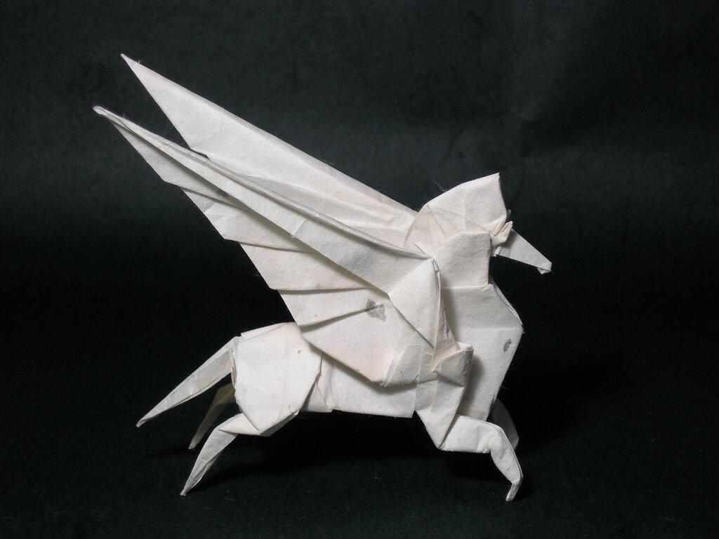 Делам оригами