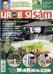 Книга Urob si sam - 2003