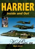 Книга Harrier. Inside and Out
