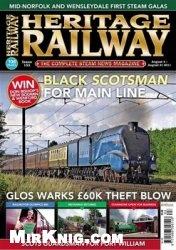Журнал Heritage Railway №153 2011