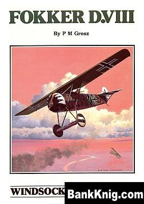 Книга Fokker D.VIII