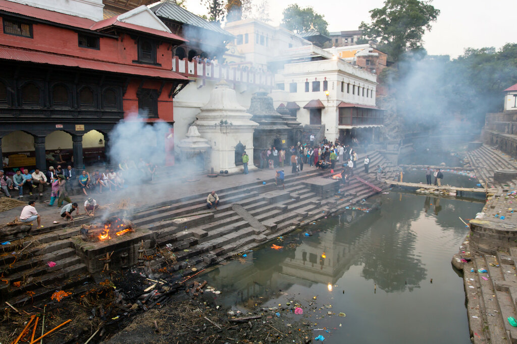 Kathmandu. Nepal