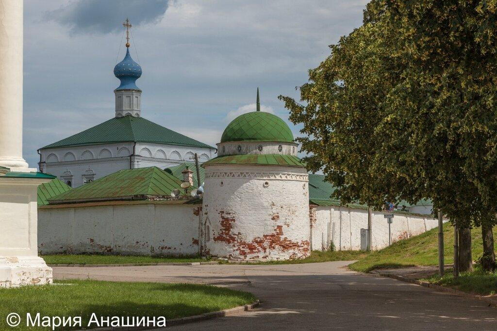 Собор Преображения в Рязанском Кремле