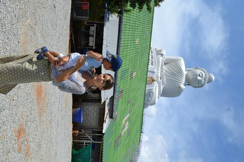 Перед Биг Буддой