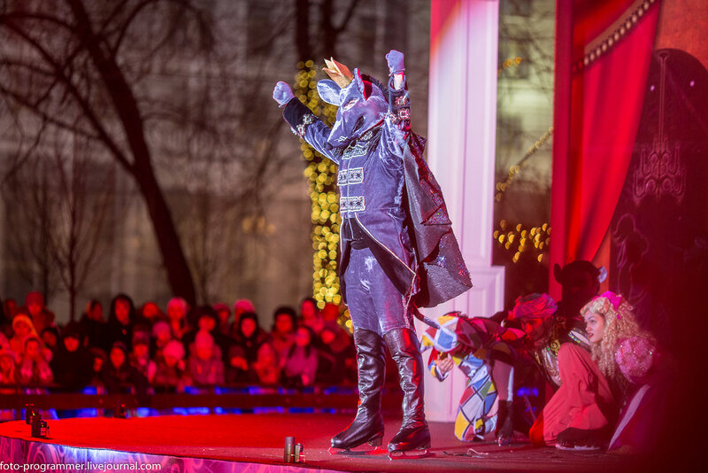 Щелкунчик балет на льду