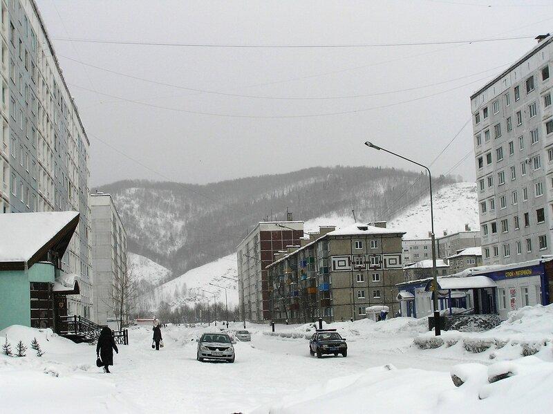 Россия, Междуреченск (Russia, Mezhdurechensk)