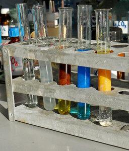 осадок, пробирки, реакции осаждения, свойства электролитов, химия