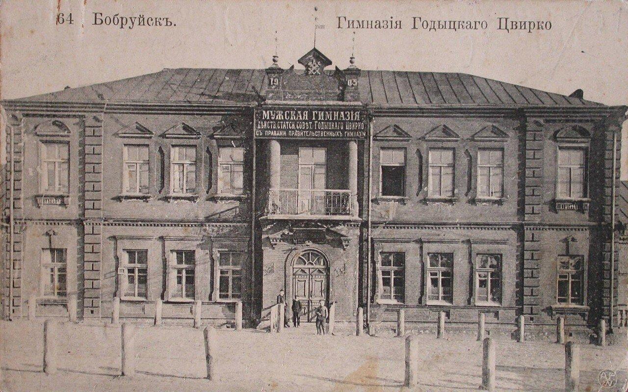 Мужская гимназия  Годыцкого Цвирко
