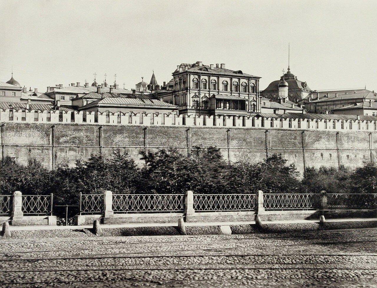 335. Кремль. Вид от Александровского сада