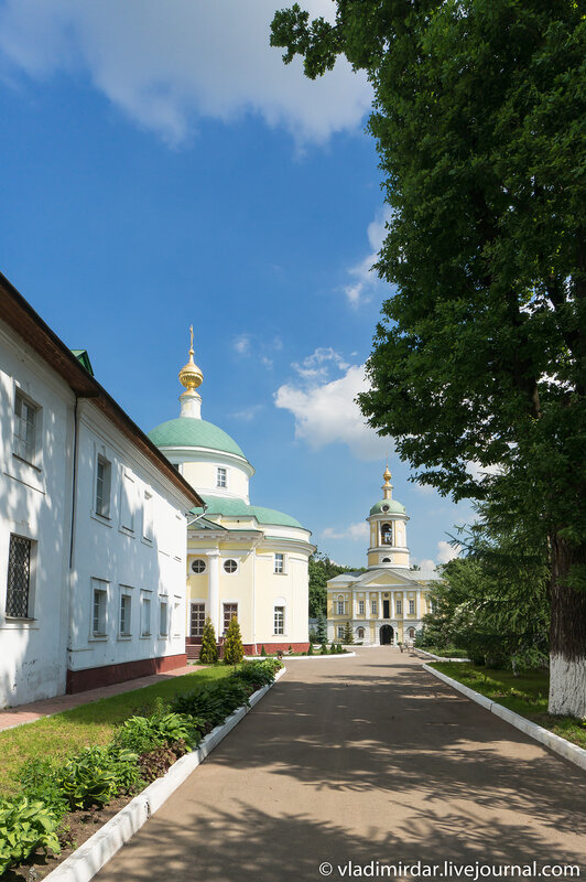 Свято-Екатерининский монастырь