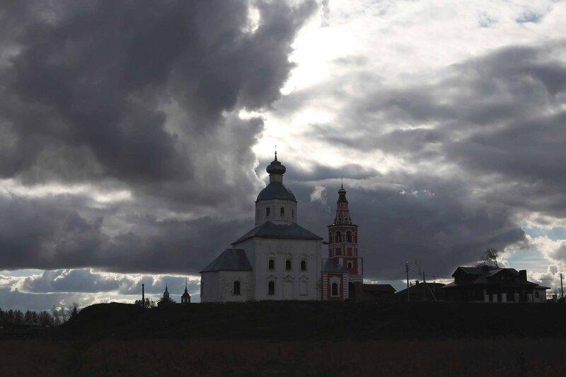 Суздаль - Церковь Илии Пророка