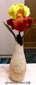 Цветы из войлока 0_9217e_18c43239_M