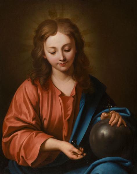 Louis de Boullongne, Jesus cogitanti.(1654-1733.jpg
