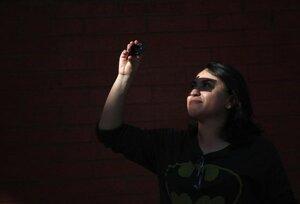 Прямая трансляция солнечного затмения 20 марта