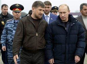 Глава Чечни Рамзан Кадыров попал под опалу Кремля