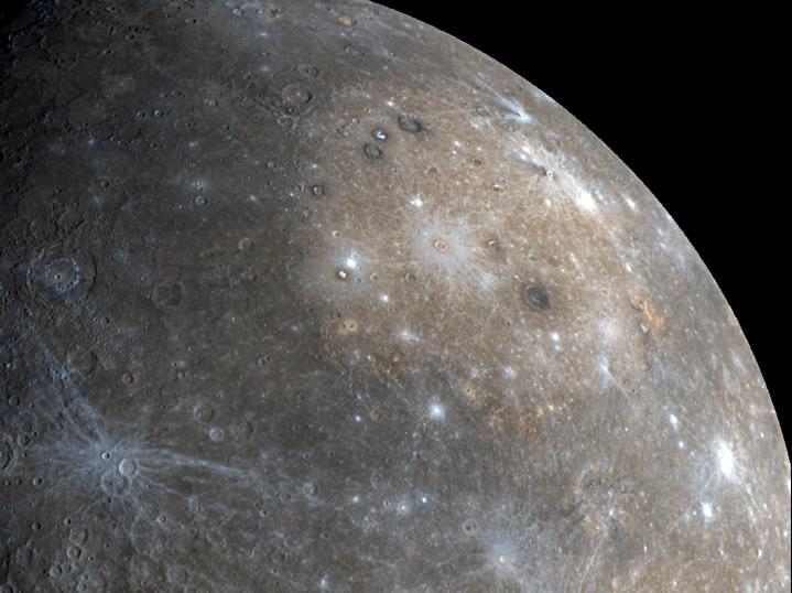 Конкурс на лучшее название кратеров Меркурия