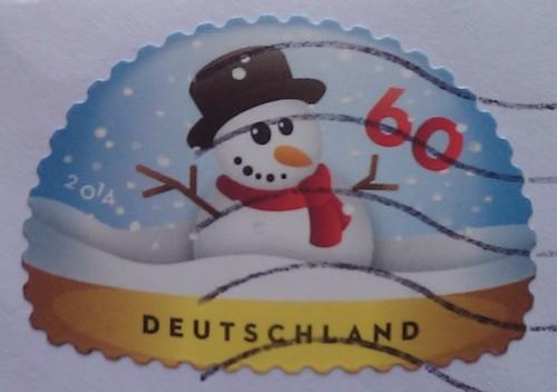 2014 снеговик 60