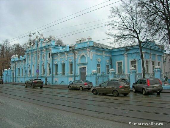Пермь. Дом Грибушина (1897 г.)
