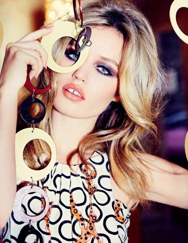 Джорджия Мэй Джаггер (Georgia May Jagger) в журнале Vogue Russia