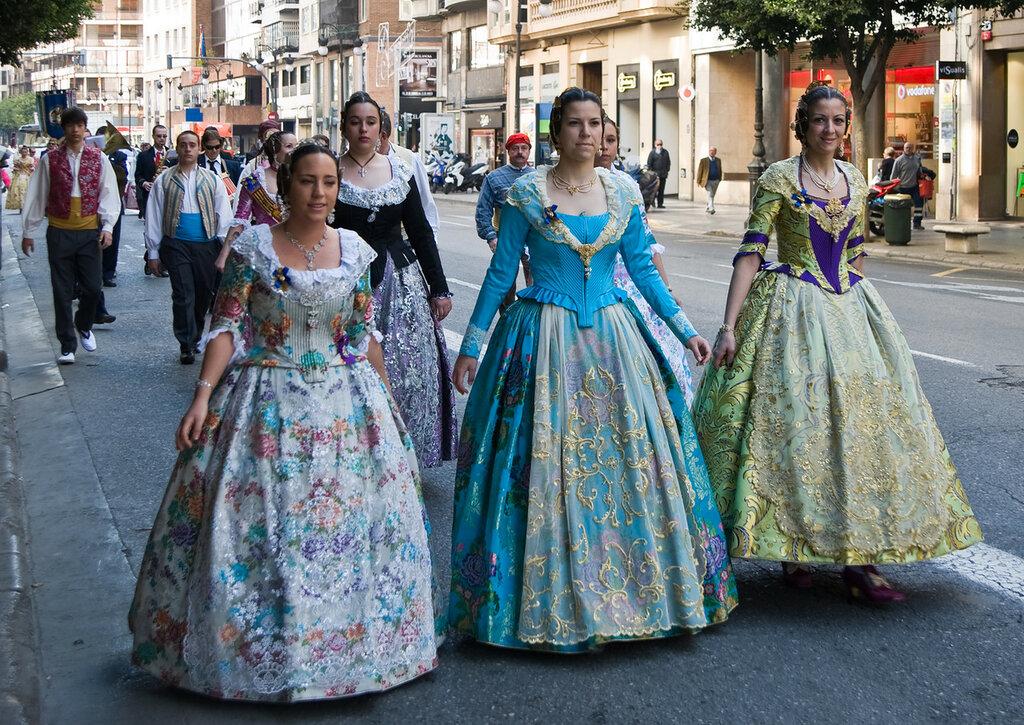 Испанские красавицы