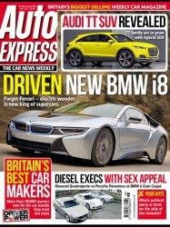 Журнал Auto Express UK - 6 May 2014