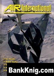 Журнал Air International 1995 №1   (v.48 n.1)