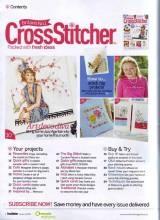 Журнал Сrоss Stitchеr 208 January 2009 jpeg, вес 22 мб.