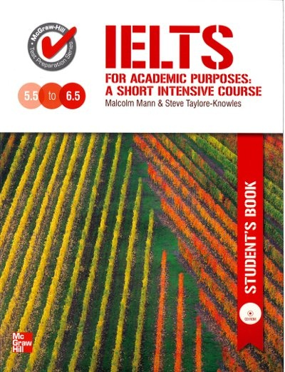 Книга IELTS for academic purposes: a short intensive course