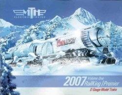 Журнал MTH Electric Trains. Catalog 2007. O-Gauge Trains. Volume 1