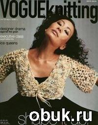 Журнал Vogue Knitting 2005-2006 Winter