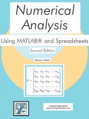 Журнал Numerical Analysis Using MATLAB and Excel, 2nd edition