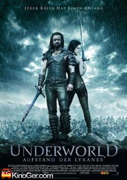 Underworld - Aufstand der Lykaner (2009)