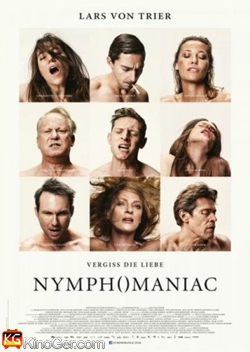 Nymphomaniac 1-2 Teil (2013)