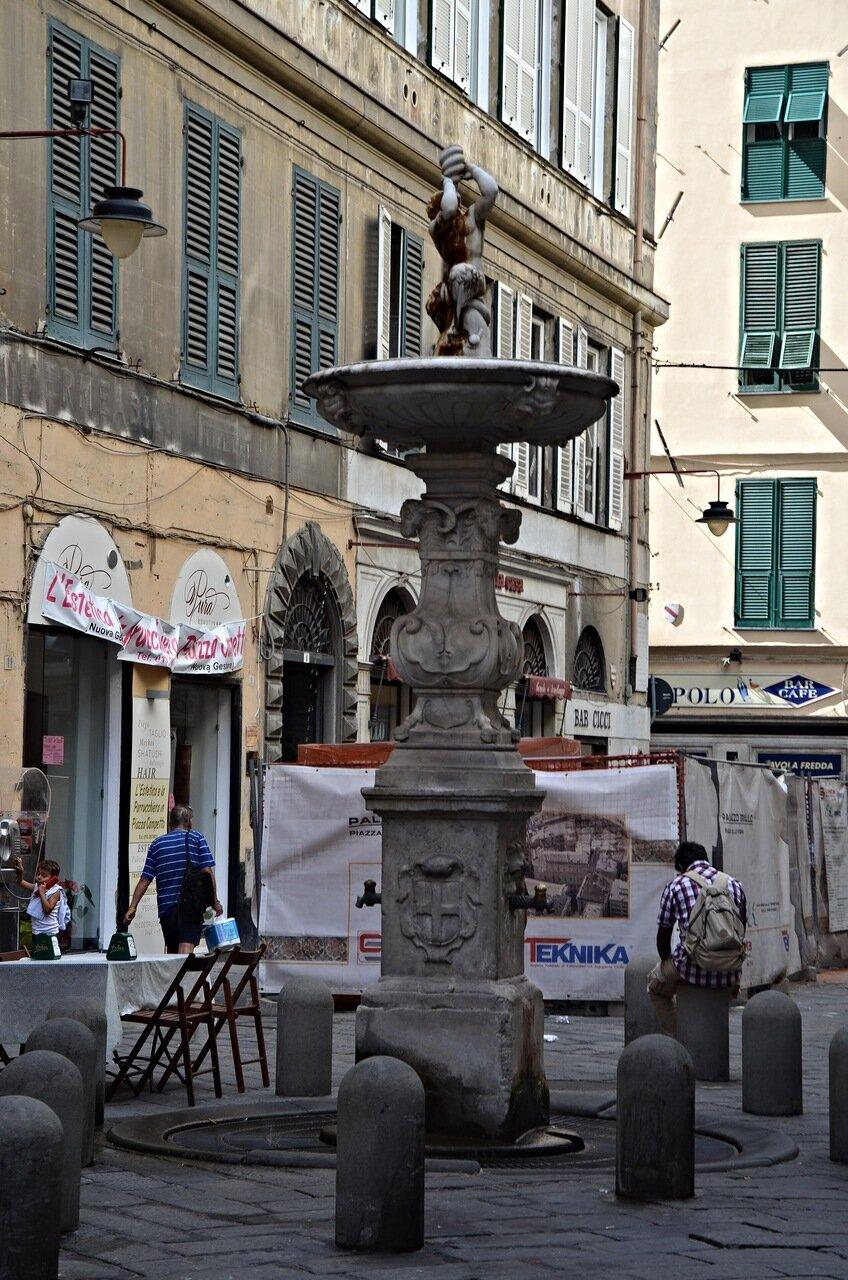 Caminhada no Genoa
